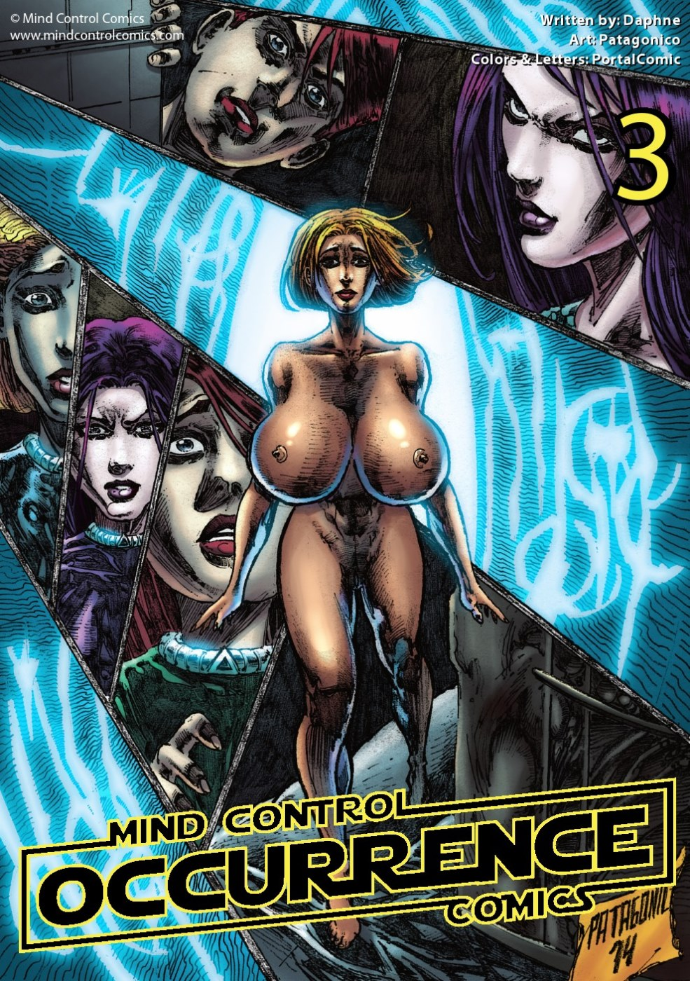 Porn Comics - Occurrence 03- Mind Control ( Patagonico ) porn comics 8 muses