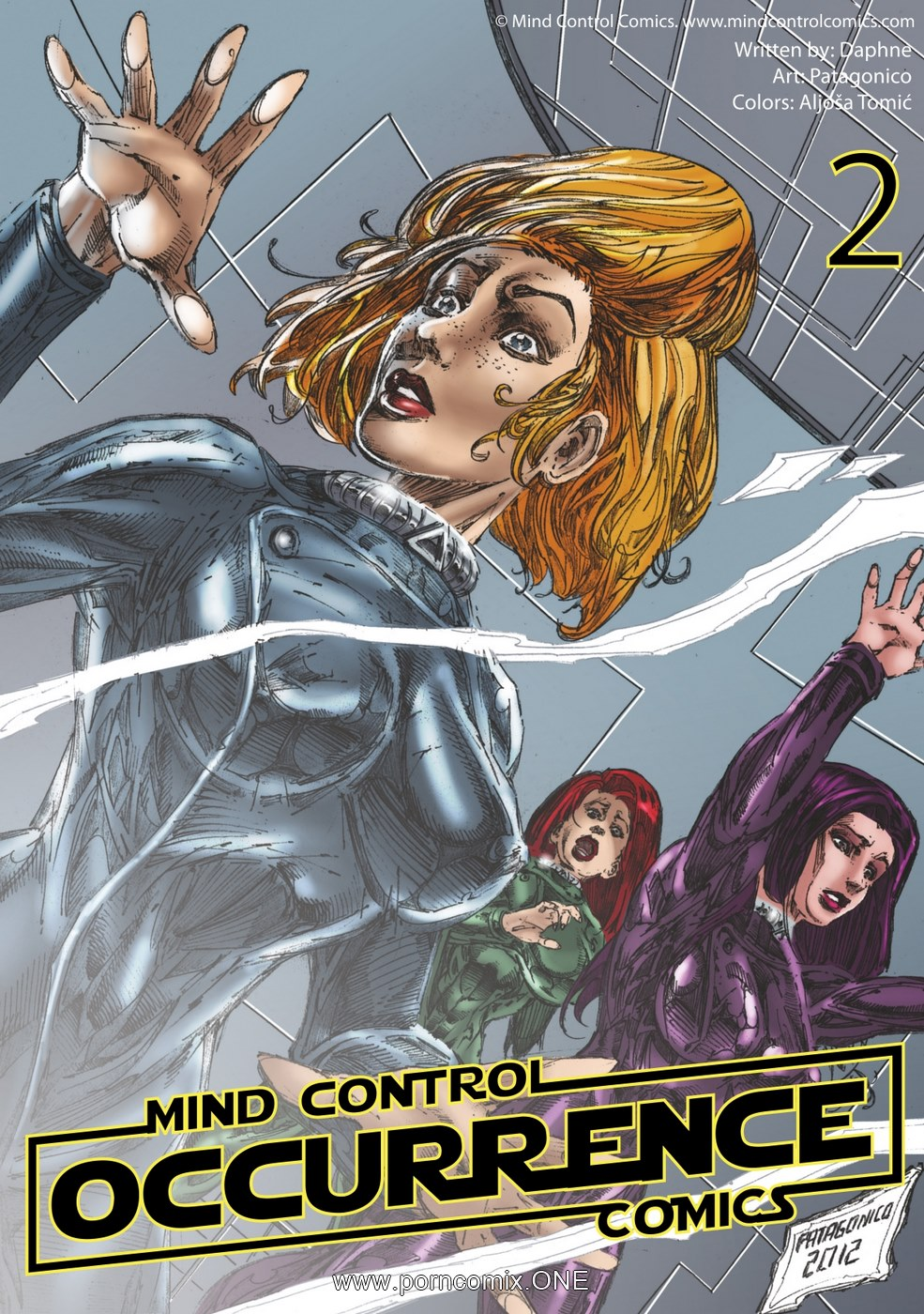Porn Comics - Occurrence Issue 2- Mind Control porn comics 8 muses