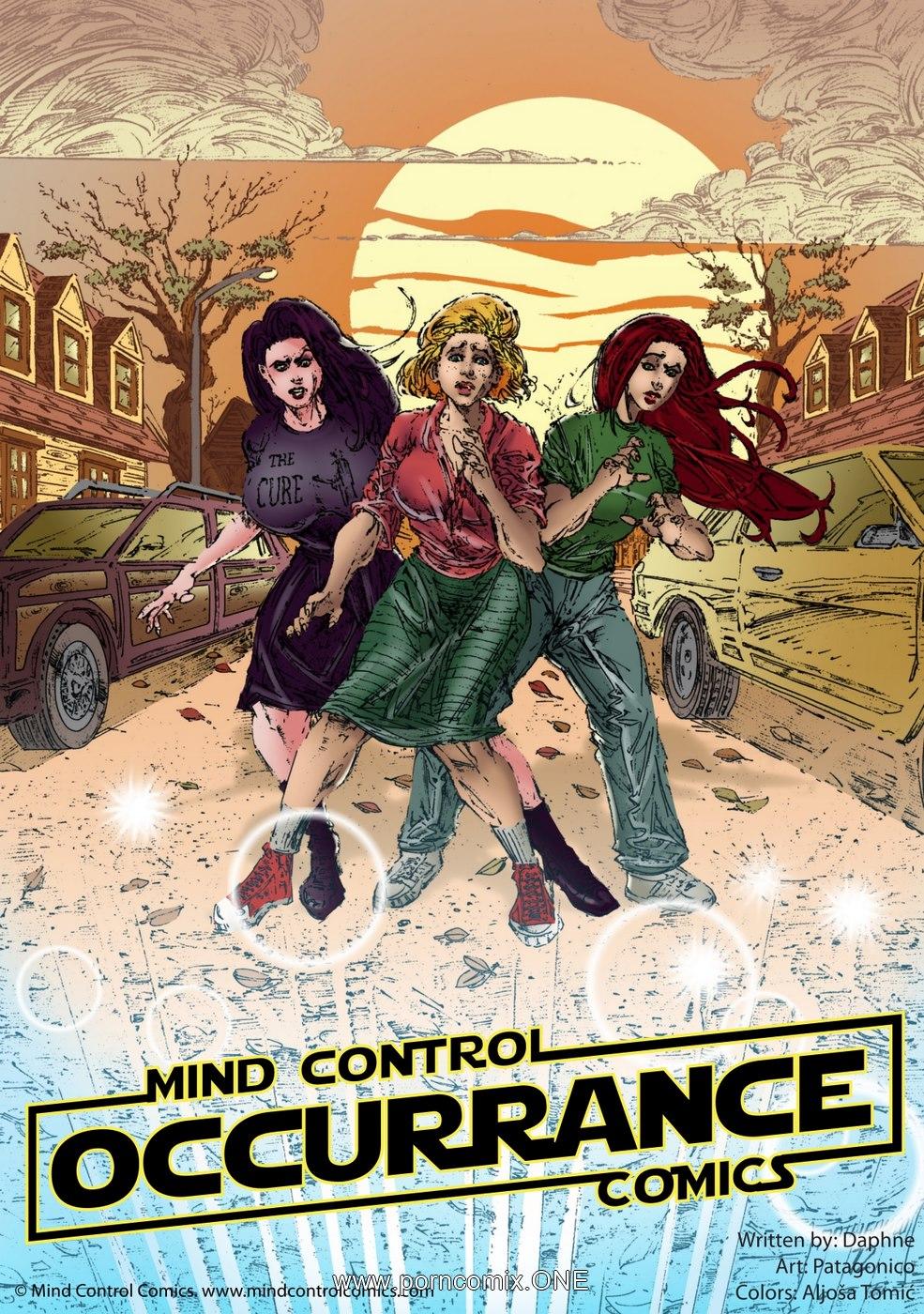 Porn Comics - Occurrence- Mind Control porn comics 8 muses