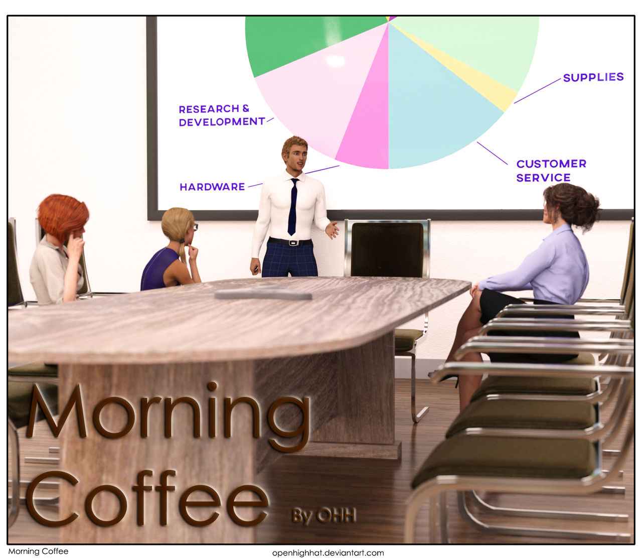 Morning Coffee image 1