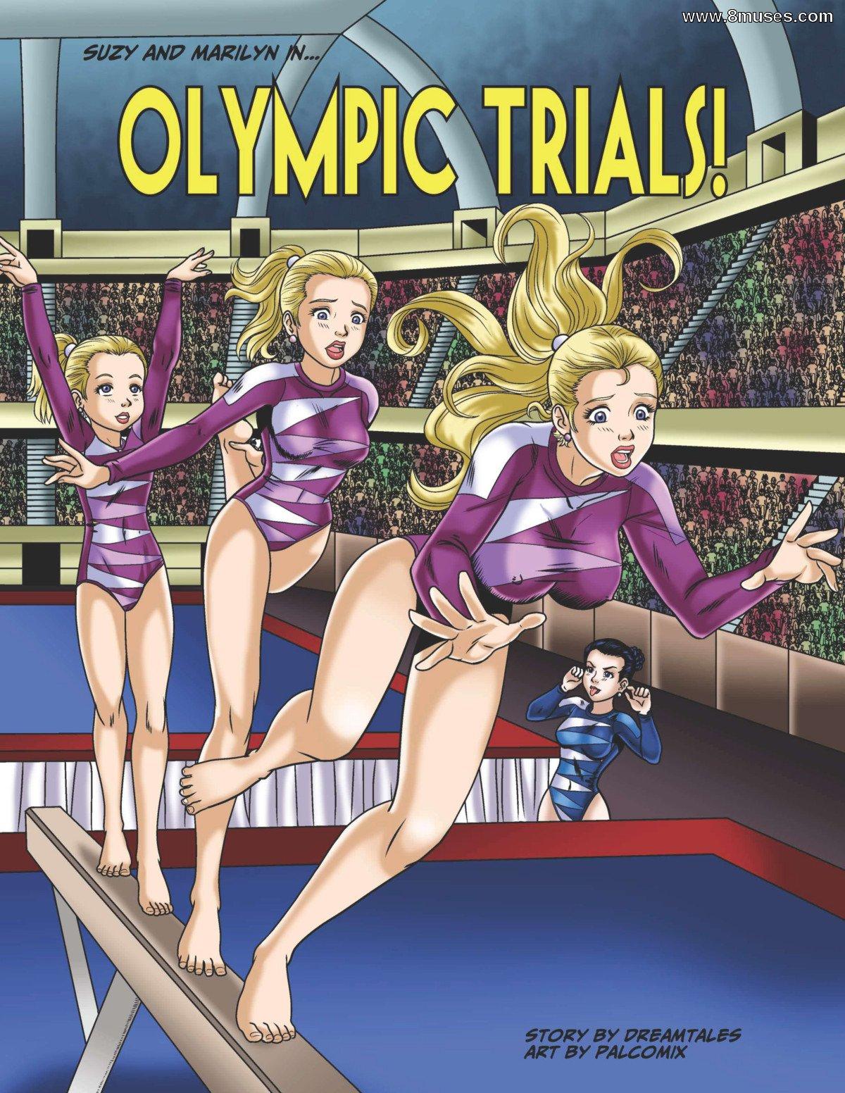 Porn Comics - Olympic Trials porn comics 8 muses