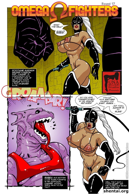 Porn Comics - Omega Fighters 17-18 porn comics 8 muses