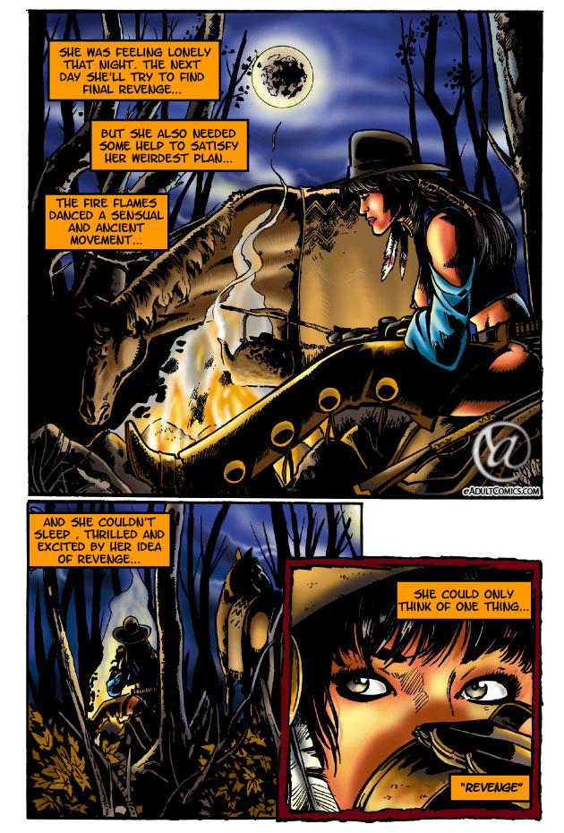 Porn Comics - Outlaw Angela porn comics 8 muses