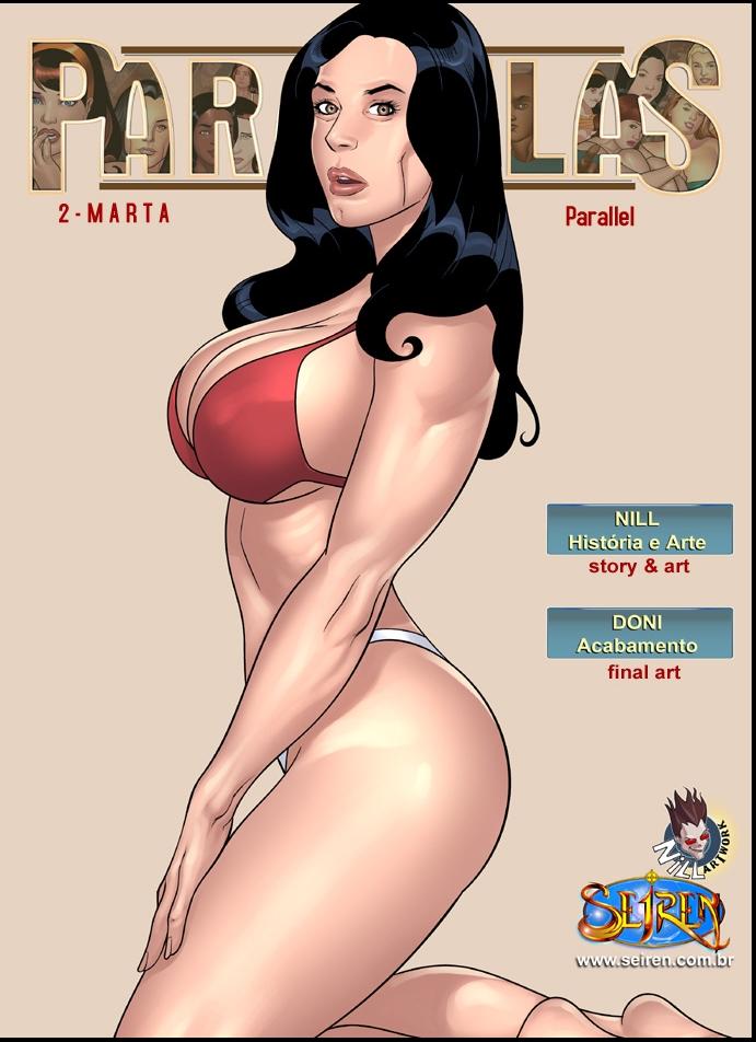 Porn Comics - Parallel 2- Marta (Seiren) porn comics 8 muses