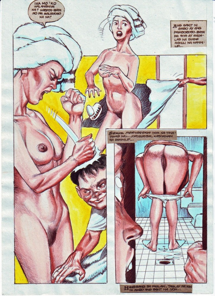 Porn Comics - PBX Oldie Cum- Mom in Bedroom porn comics 8 muses