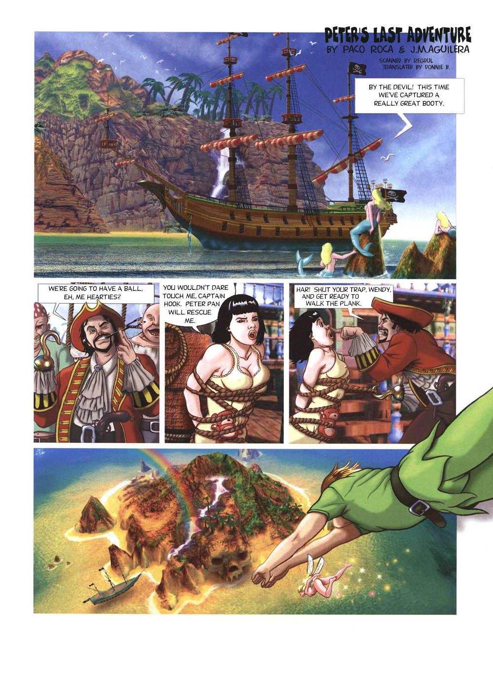Peter's Last Adventure image 01