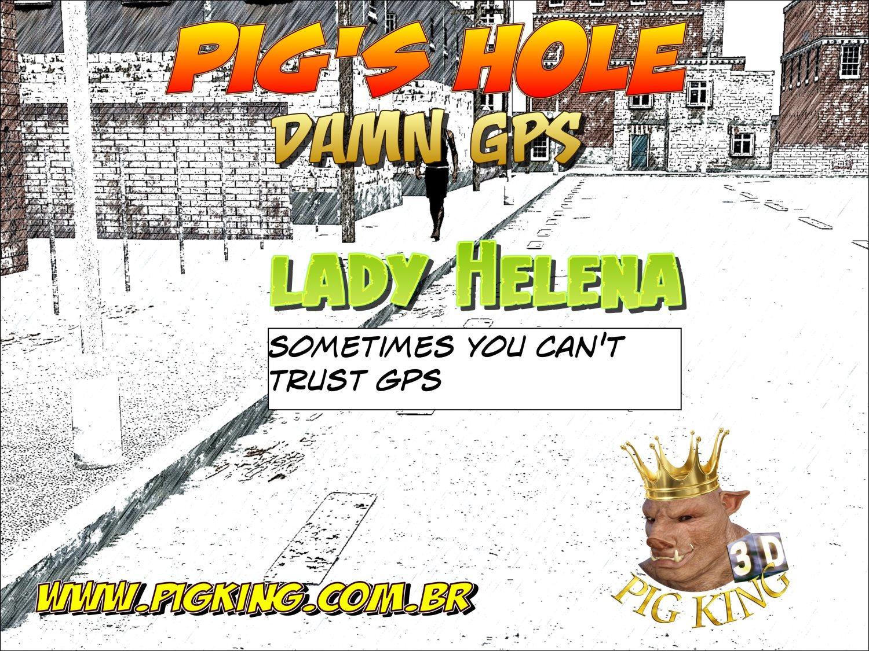 Porn Comics - Pig's Hole Damn GPS- Lady Helena (Pig King) porn comics 8 muses