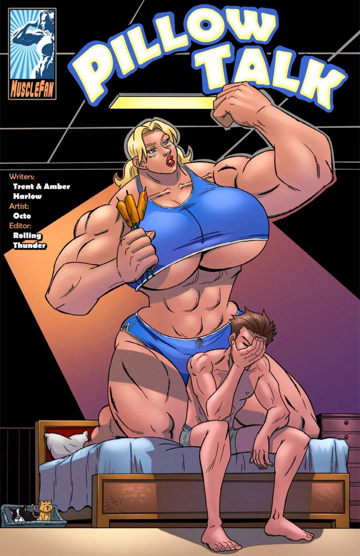 Porn Comics - Pillow Talk 01 – Muscle Fan porn comics 8 muses