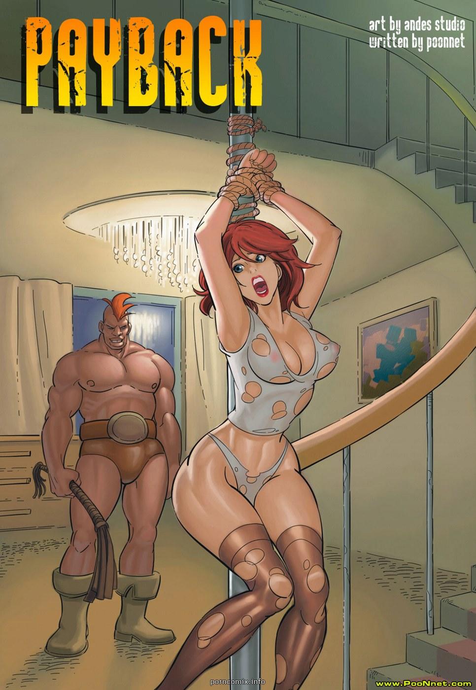 Porn Comics - Poonnet- Payback porn comics 8 muses