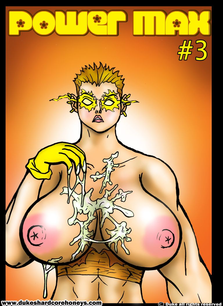 Porn Comics - Power Max 03- Duke Honey porn comics 8 muses