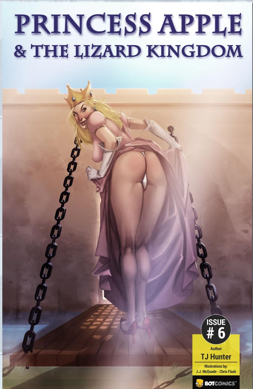 Porn Comics - Princess Apple- Lizard Kingdom 6 porn comics 8 muses