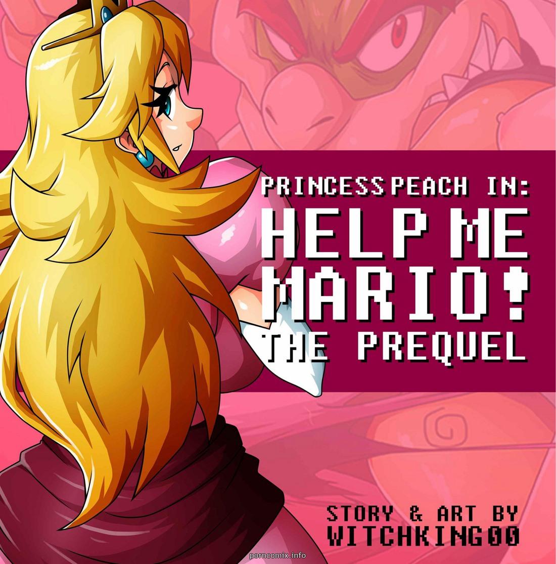 Princess Peach- Help Me Mario! image 01