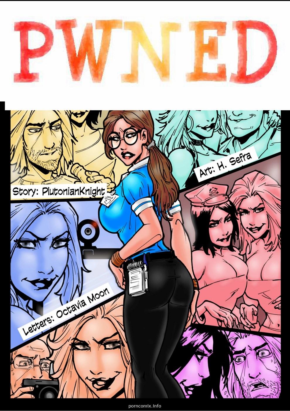 Porn Comics - Pwned- MCC, Mindcontrol porn comics 8 muses