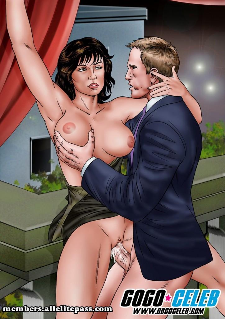 Porn Comics - Quantum of Solace- Gogo Celebs porn comics 8 muses