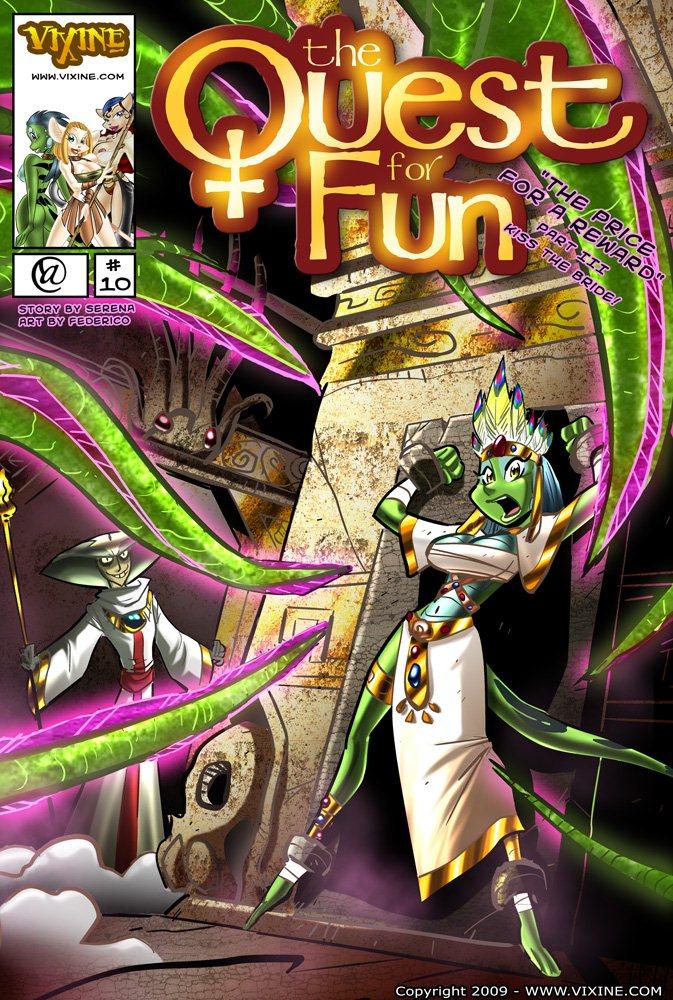 Porn Comics - Quest for fun 10 Federico Price Reward III porn comics 8 muses
