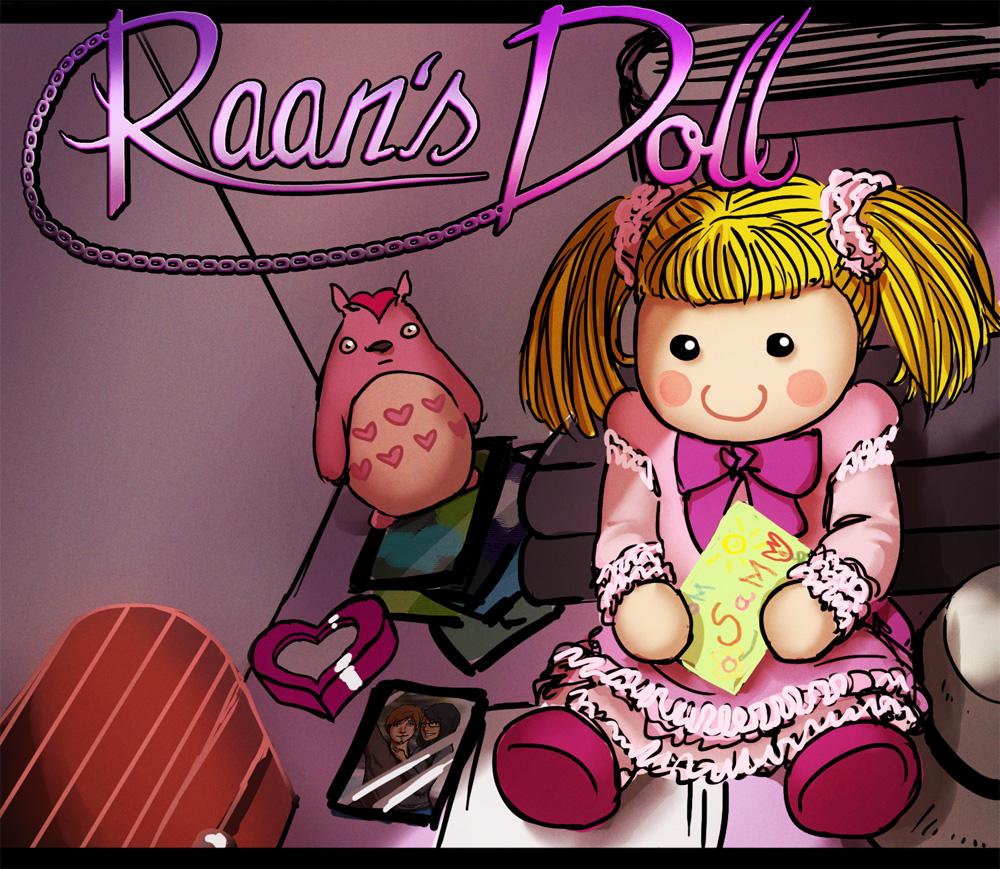 Raan's Doll 1 & 2- Kannel image 1