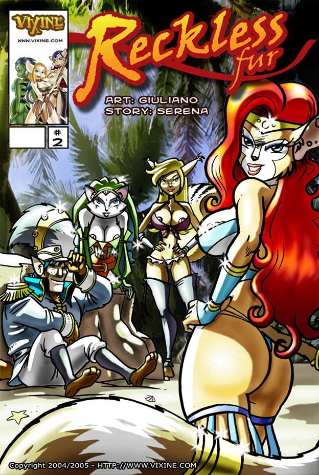 Porn Comics - Reckless Fur 2 Giuliano porn comics 8 muses