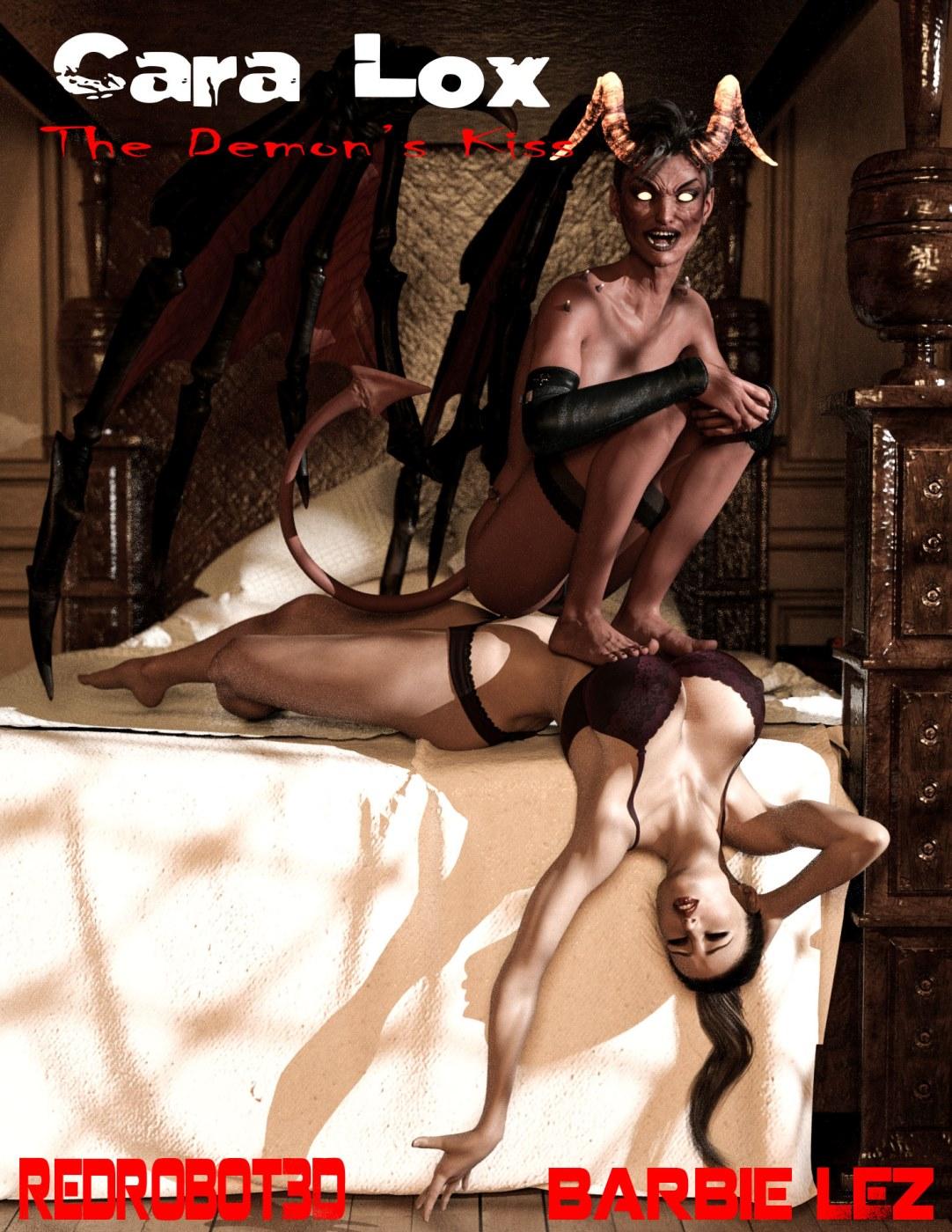 Porn Comics - RedRobot3D- Cara Lox-The Demon's Kiss porn comics 8 muses