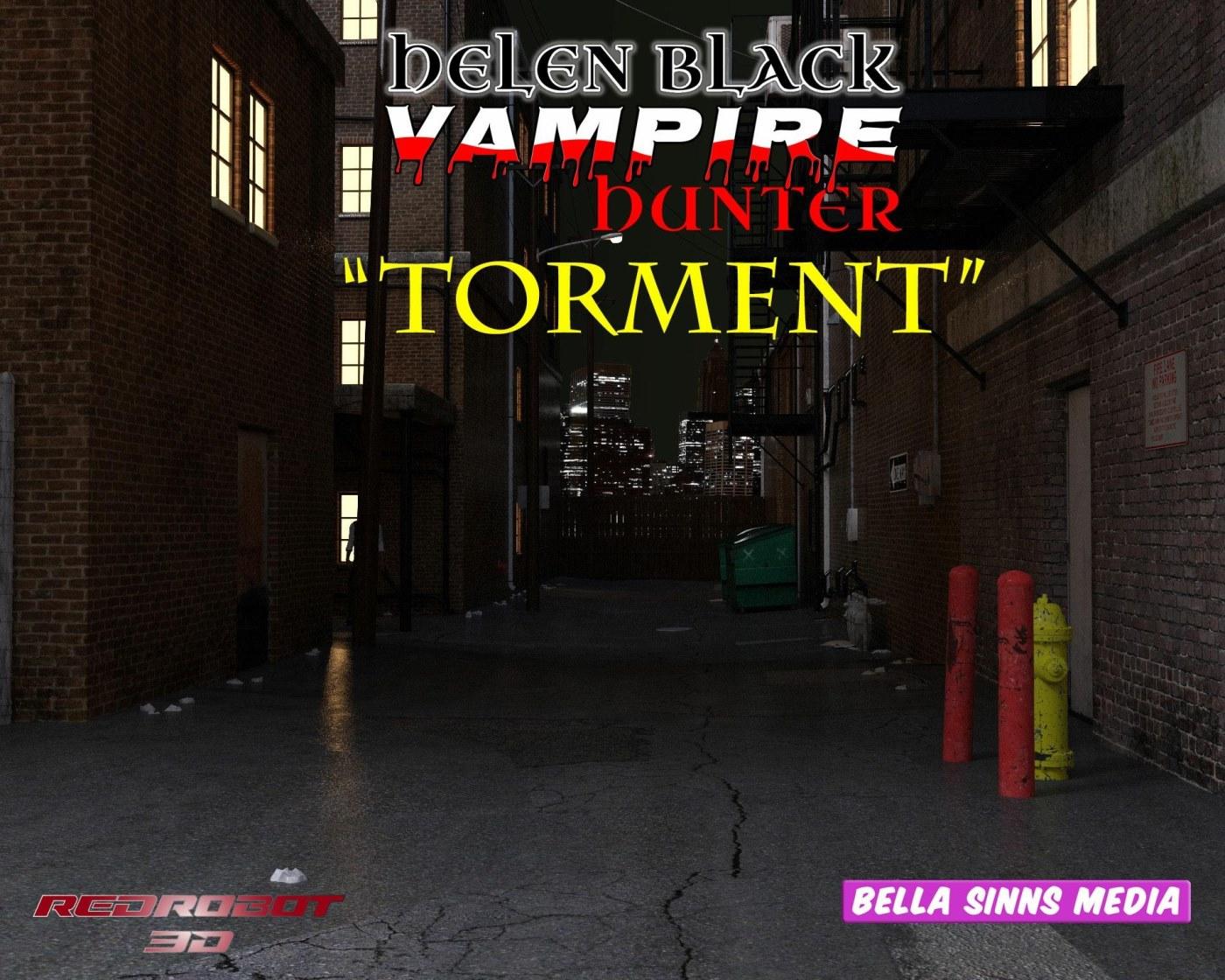 Vampire Hunter 4 – Torment- Redrobot3D image 1