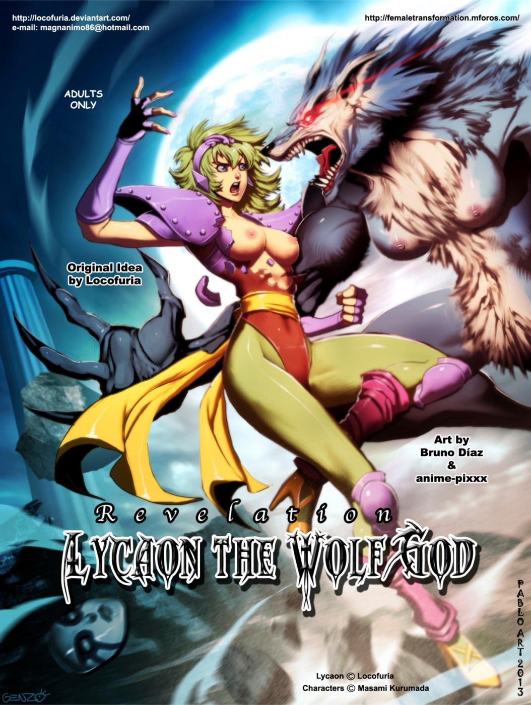 Revelation Lycaon The Wolf God image 1