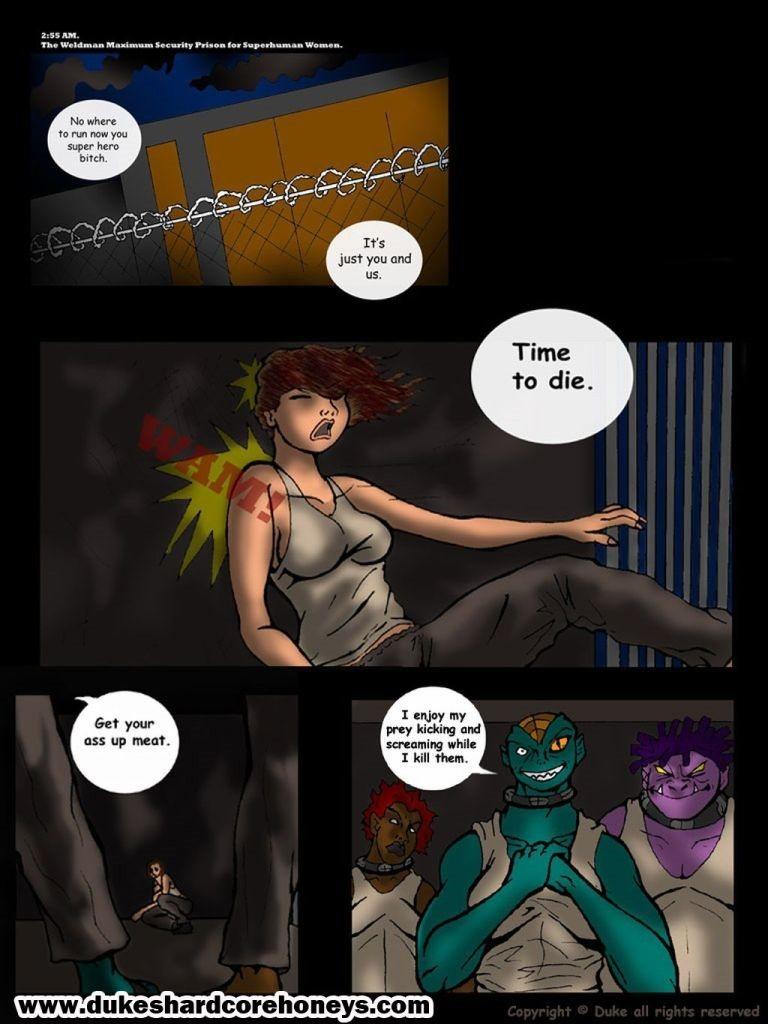 Revenge Of Gadget Gal image 01