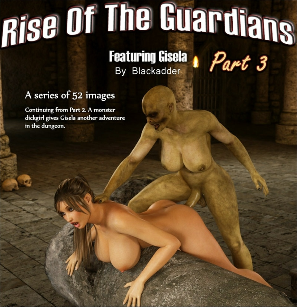 Porn Comics - Rise Of the Guardians 3- Blackadder porn comics 8 muses