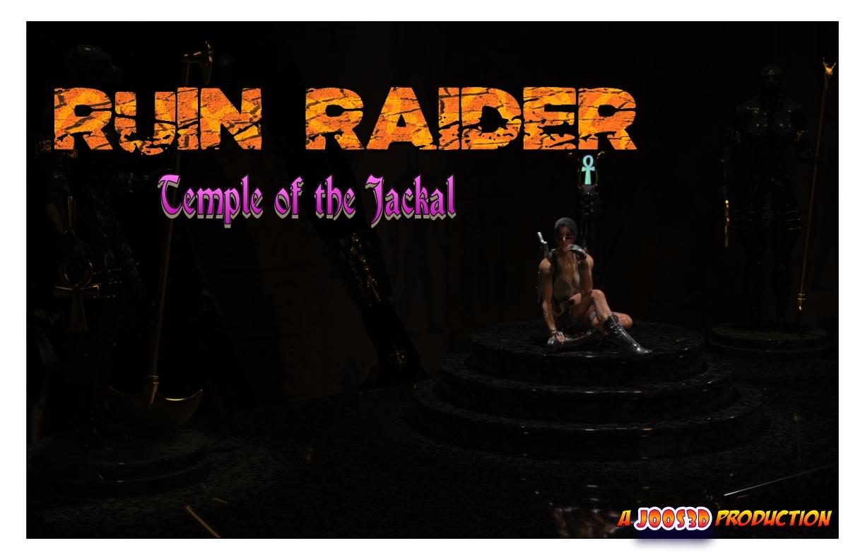 Porn Comics - Ruin Raider -Temple Of Jackal (Joos3dart) porn comics 8 muses
