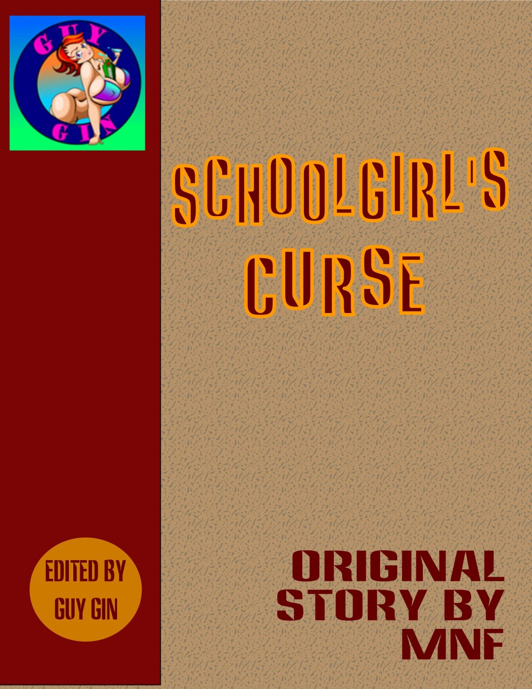 Porn Comics - School Girl Curse 1 (GuyGin Remix) porn comics 8 muses