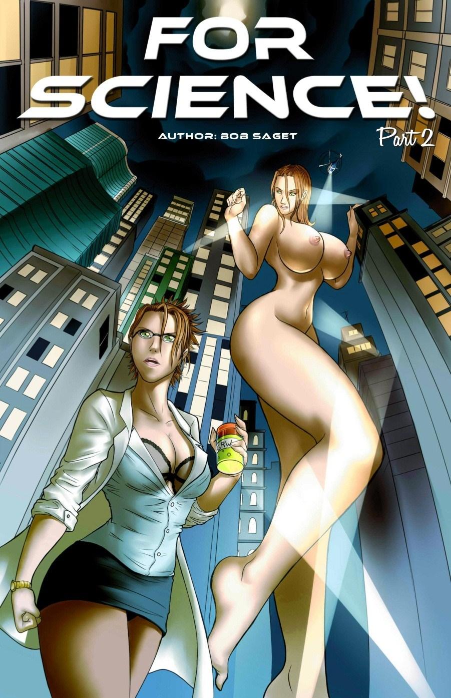 Porn Comics - For Science 02 porn comics 8 muses