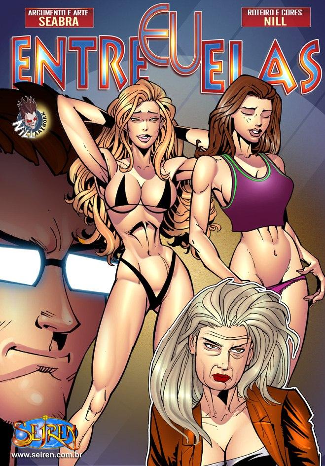 Porn Comics - Seiren – Eu Entre Elas porn comics 8 muses