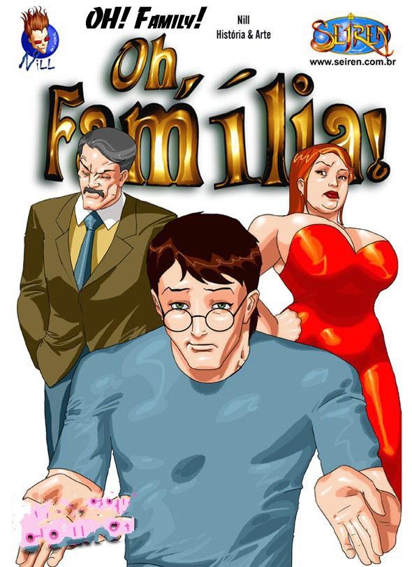 Seiren-Oh, Family! (English) image 1