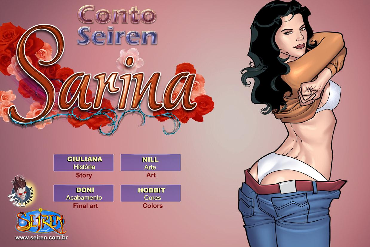 Porn Comics - Seiren- Sarina (Portuguese) porn comics 8 muses