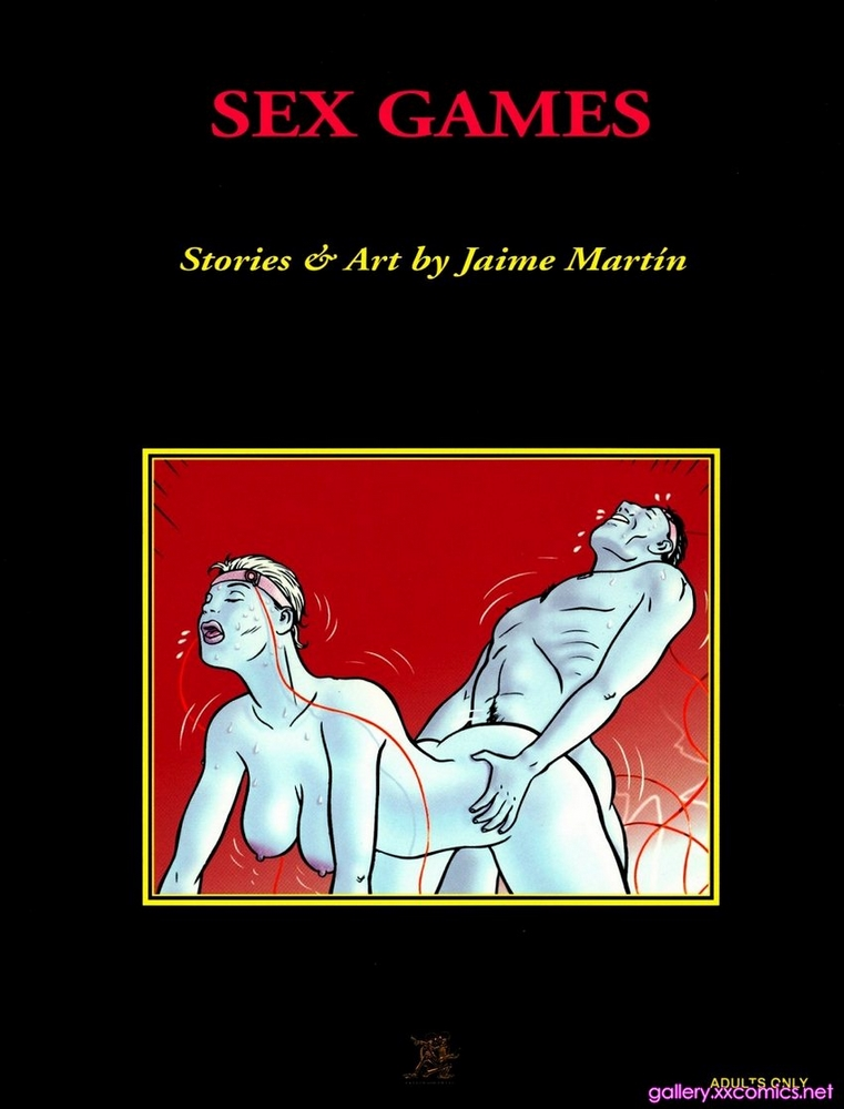 Porn Comics - Sex Games porn comics 8 muses