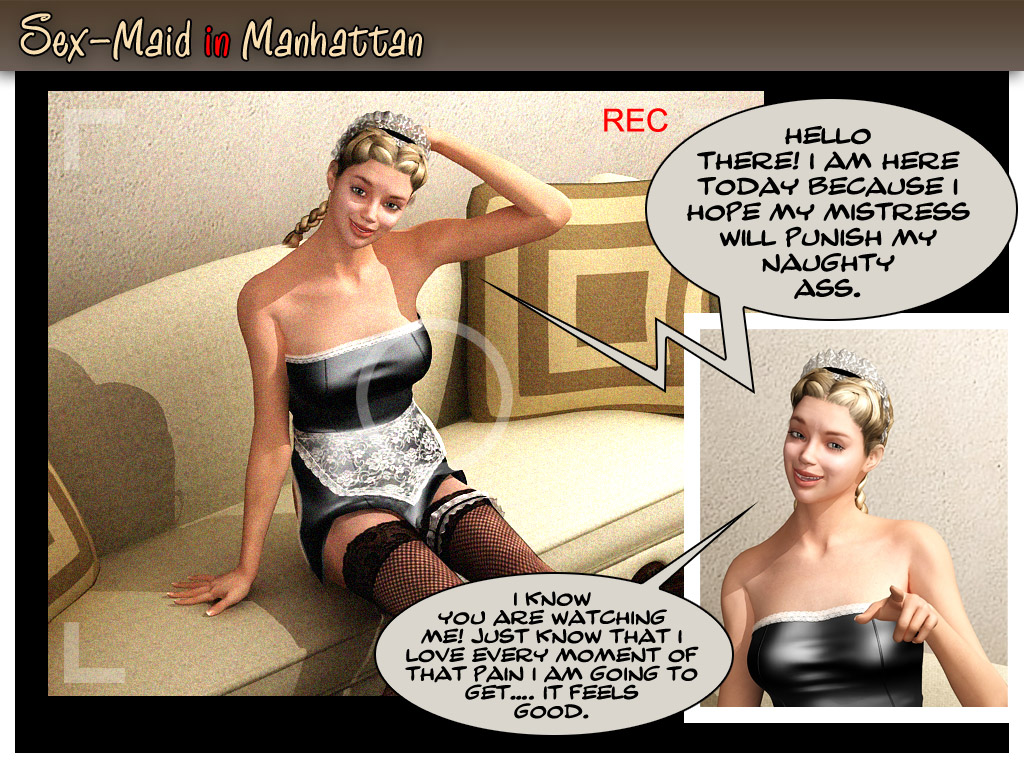 Porn Comics - Sex Maid In Manhattan-3dbdsmdungeon porn comics 8 muses