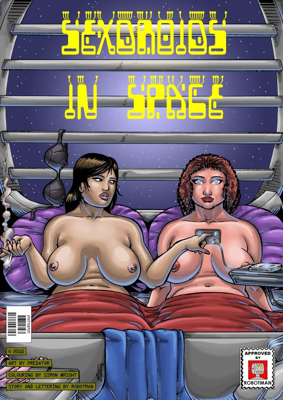 Porn Comics - Sex Droids in Space-Predator porn comics 8 muses