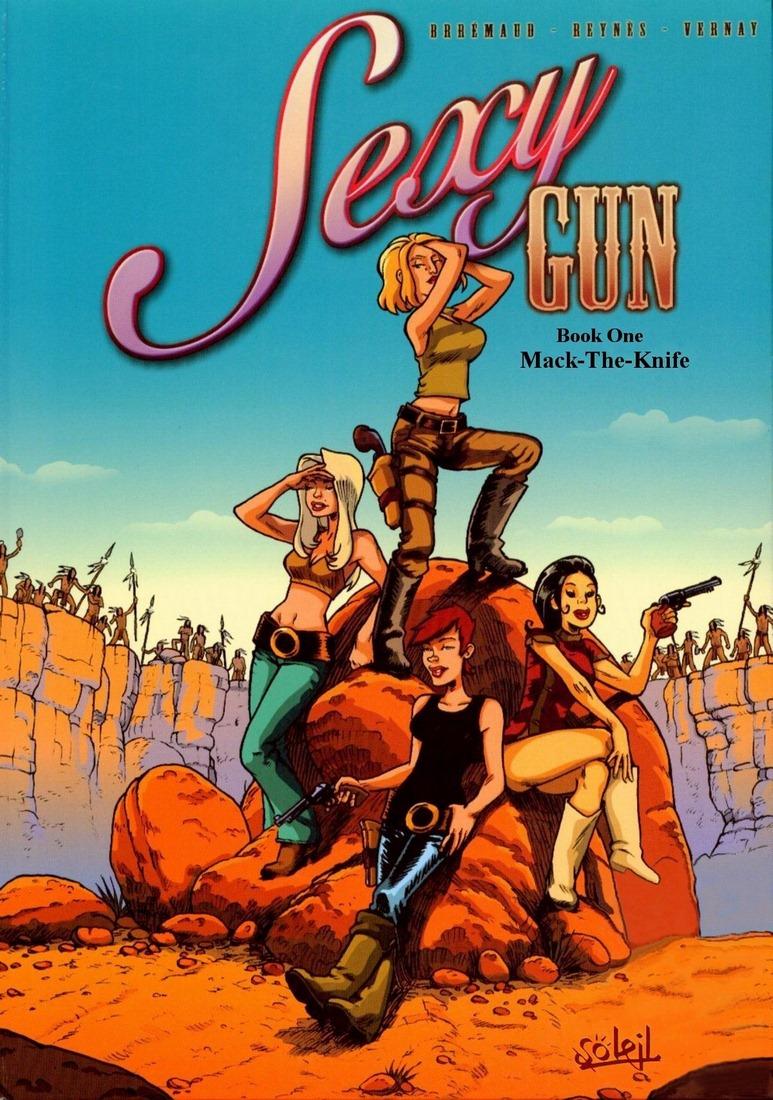The Sexy Gun image 01