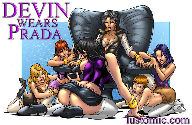 Porn Comics - Shemale-Devin Wears Prada porn comics 8 muses
