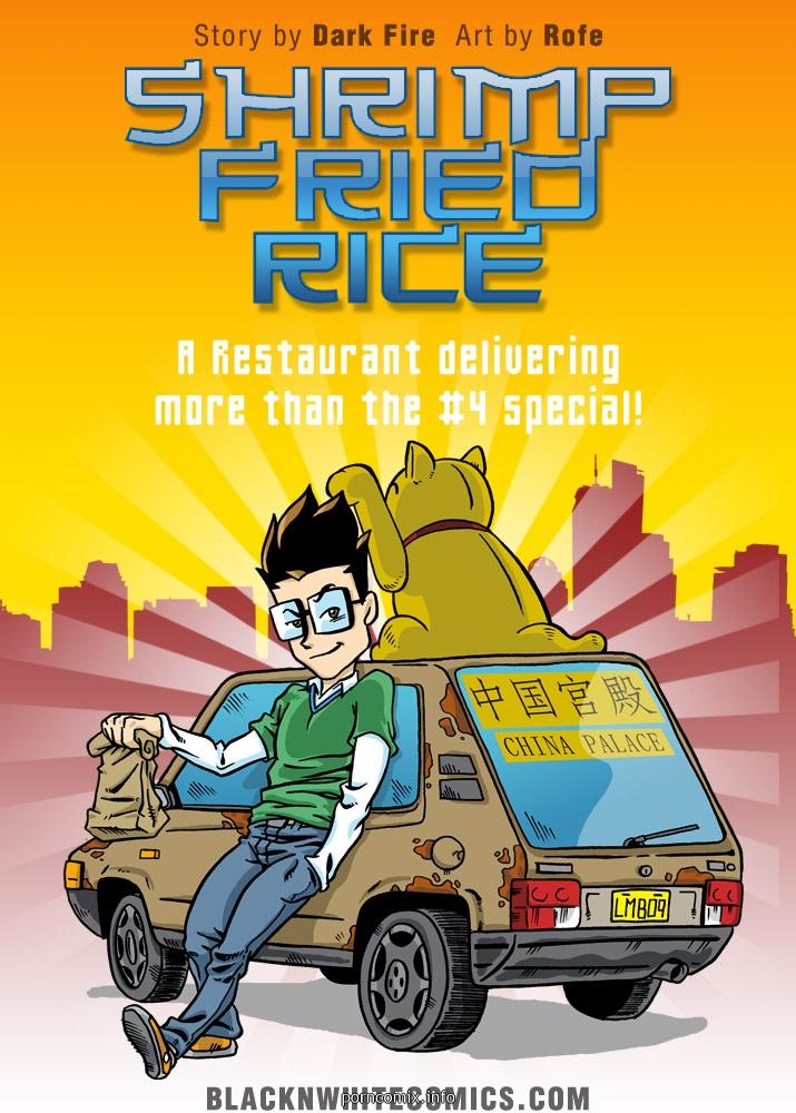 Porn Comics - Shrimp Fried Rice- BNW porn comics 8 muses