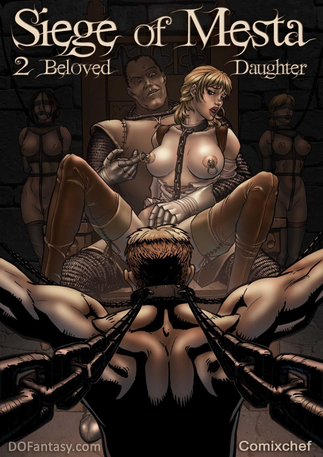 Porn Comics - Siege of Mesta 2- Beloved Daughter porn comics 8 muses