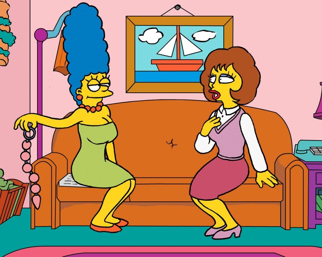 Porn Comics - Simpsons -Flander's Invasion 2 porn comics 8 muses