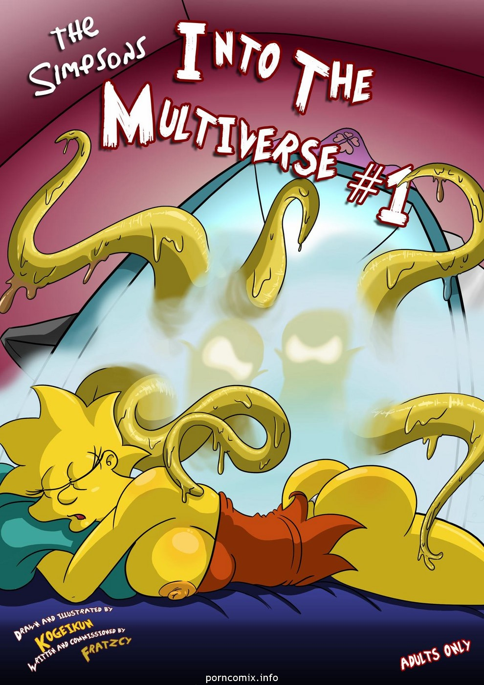 Porn Comics - Simpsons Into the Multiverse porn comics 8 muses