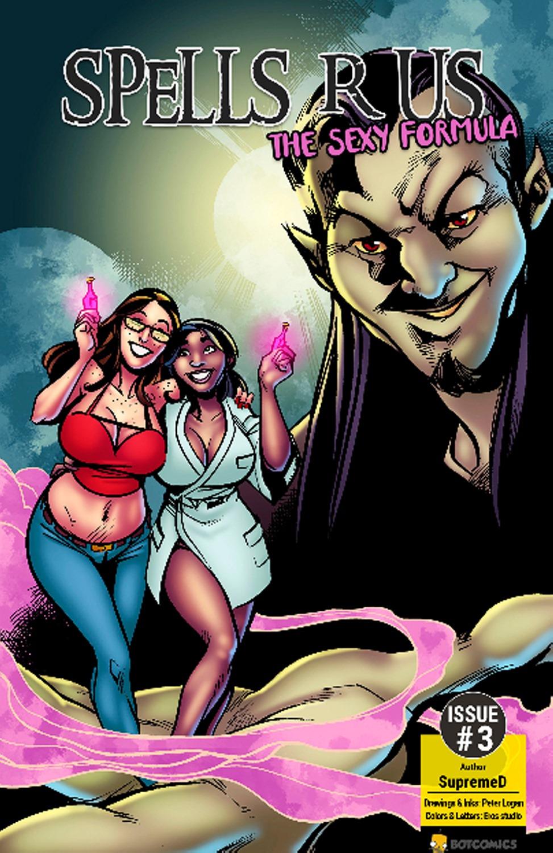 Porn Comics - Spells R Us – The Sexy Formula 03 porn comics 8 muses
