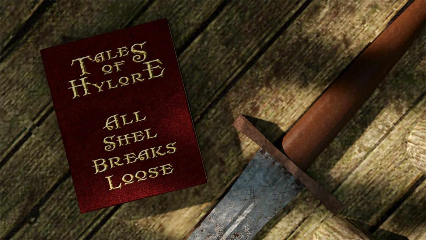 Squarepeg3D- All Shel Breaks Loose image 1