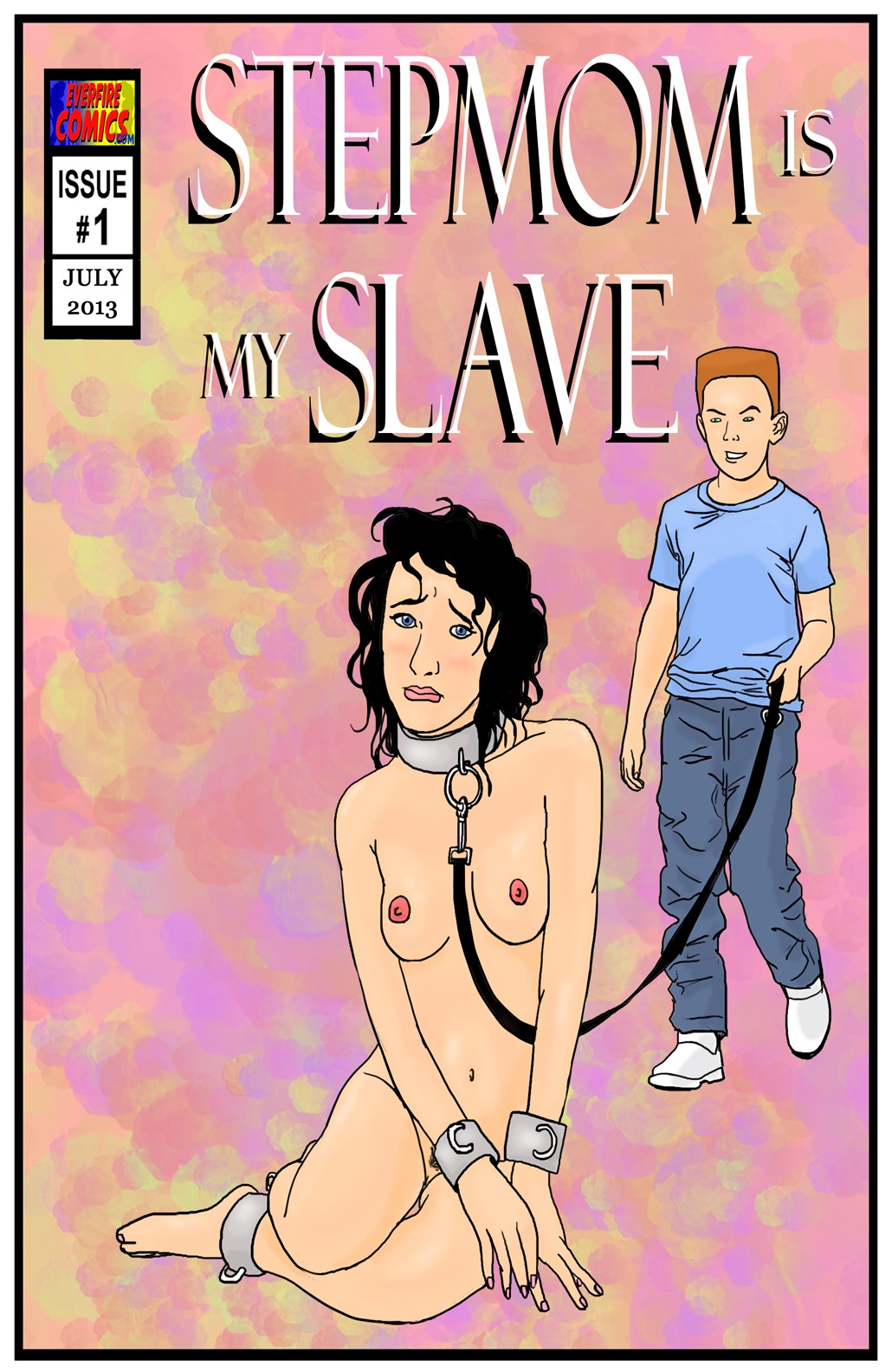 Stepmom is my Slave- Everfire image 1