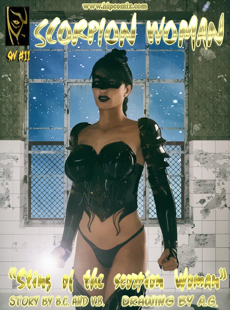 Sting of the Scorpion Woman 11- 13 image 1