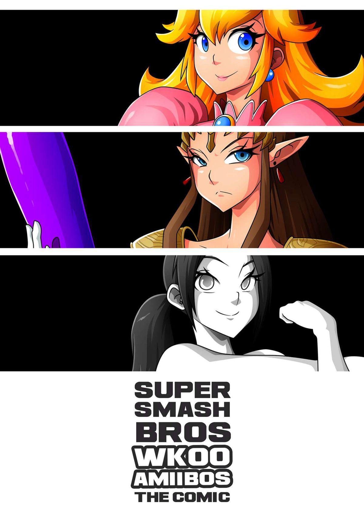 Porn Comics - Super Smash Bros- Witchking00 porn comics 8 muses