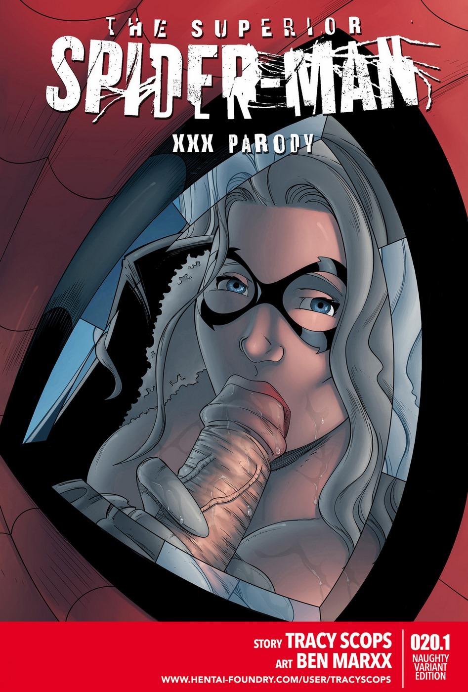 Porn Comics - Superior Spider-Man- Tracy Scops porn comics 8 muses