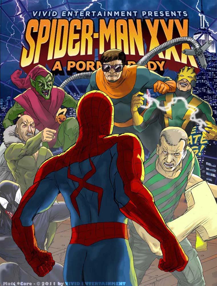 Porn Comics - Spiderman xxx Porn Parody porn comics 8 muses