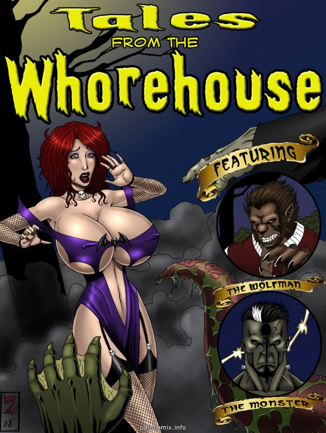 Porn Comics - Tales from the Whorehouse porn comics 8 muses