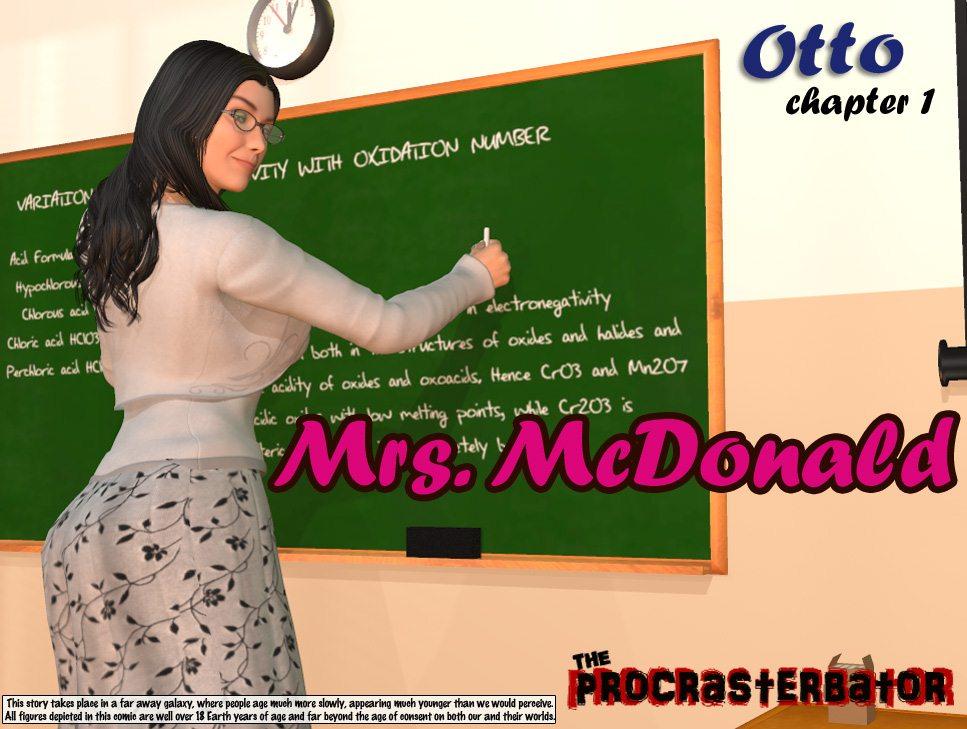 Porn Comics - Mrs.McDonald- Otto porn comics 8 muses